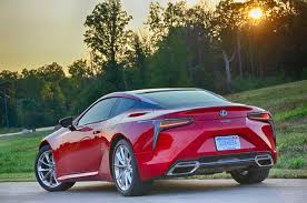 lexus lc 500 hibrido lexus builds a mount for your personal grand tour the 2018 lc500