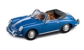 porsche 356 cabriolet porsche 356 cabriolet 1963 enamel blue 1 43 heritage models