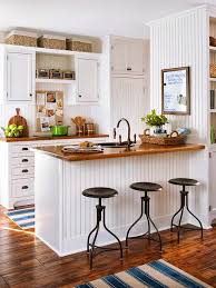 Small Space Open Kitchen Design A Blog About Frugal Decorating And Gardening In A Small Space