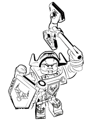 77 coloring pages nexo knights 37 best nexo knights images