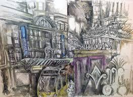 ruth freeman art u203a urban sketching