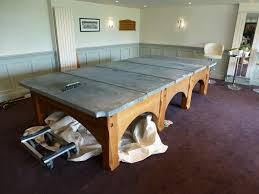 Pool Table Disassembly by Snooker Table Dismantle And Move A Complete Professional Service