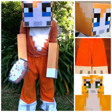 Minecraft Costume Book Week 2014 Stampy Longnose Dress Ups U0026 Drama Queens