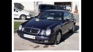 mercedes benz clk 230 kompressor elegance youtube