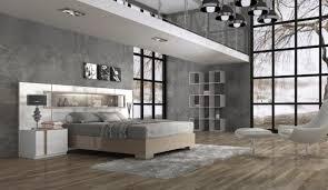 chambre en bois blanc chambre à coucher idées déco chambre coucher couleurs naturelles