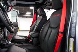 purple jeep interior 2017 jeep wrangler rubicon recon unlimited billet