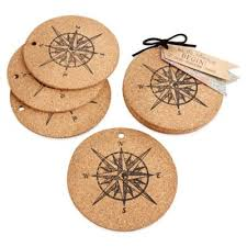 Cork Mats For Bathrooms Buy Cork Coasters From Bed Bath U0026 Beyond