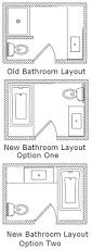 Floor Plans For Small Bathrooms 45 Best Bathroom Ideas Images On Pinterest Bathroom Ideas
