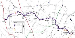 Mta Metro North Map by Updated Board Of Public Works Approves Purple Line Agreement