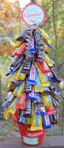 candy tree christmas food gifts to make pinterest candy