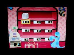 blue u0027s clues blue u0027s 123 activities 7