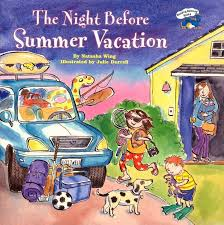 the before summer vacation the before books