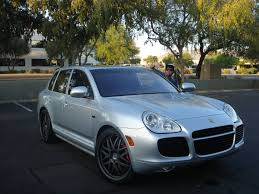 Porsche Cayenne 957 Body Kit - fx package 2 nothing porsche tuning lowering modules page 4