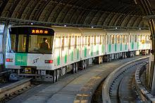 metro bureau rennes rubber tyred metro