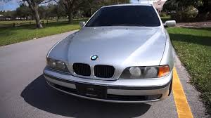 2000 bmw 528i manual silver 5 speed clean florida car for sale