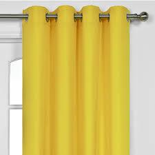 Eyelet Curtains Value Eyelet Single Panel Curtain