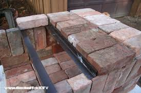 How To Build A Pizza Oven In Your Backyard Brick Pizza Oven Video U0026 Plans Gf Tv Gardenfork Tv