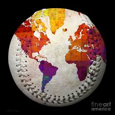 Baseball Map Mlb International Registration List U2013 The Baseball Sociologist