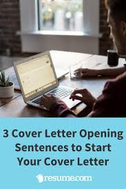 How Important Are Cover Letters Best 25 Writing A Cover Letter Ideas On Pinterest Cover Letter