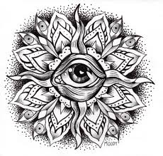 free cry eye coloring patch pages print eye coloring