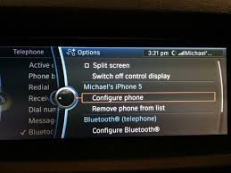 bmw satellite radio bluetooth audio issues between iphone and bmw and no carplay