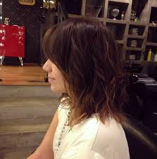 vies of side and back of wavy bob hairstyles 21 cute medium length bob hairstyles shoulder length haircut