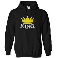 king and queen shirts t shirts hoodies sweatshirts