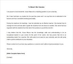ideas of free business reference letter samples in template