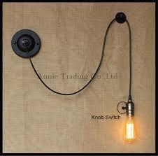Schlafzimmer Lampe Schwarz Neues Design Antike Retro Schwarz Metall Einstellbare Wand Lampen