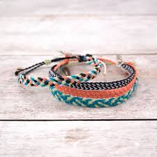 bracelet braid images Wax cord braided bracelet braided anklet flat braid surfer jpg