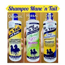 Sho Kuda Pemanjang Rambut jual shoo kuda mane n original usa di lapak zakira shop