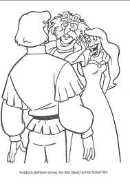 image swan princess official coloring page 43 png the swan