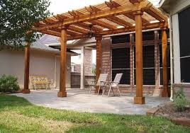 Backyard Flooring Options by Outdoor Concrete Flooring Options Concrete Craft Matt Pearson