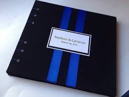 black guest book 99 best wedding guest books i made images on guest