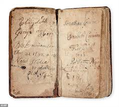 Book once owned by judge in Salem witch trials could sell for    k