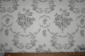 ralph lauren design saratoga toile charcoal home decorating fabric