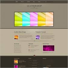 free online shop template free website templates for free download