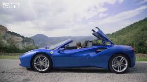 ferrari spider chris harris on cars ferrari 488 spider youtube