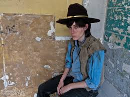 Carl Grimes Halloween Costume Walking Dead Qbn