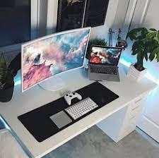Desk Setup My Happy Place Desks Gaming Setup And Gaming