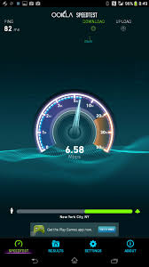 android speed test speedtest net app for android updated