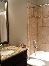 tan and gray bathroom beautiful floor looks tan counters gray what