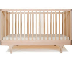 finding an affordable modern crib made in the usa the borrowed
