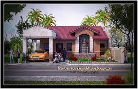 Pinoy Interior Home Design by Philippine Dream House Design Bungalow House