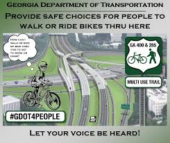 Georgia what is the safest way to travel images Call for action gdot 400 285 projects add trail network jpg