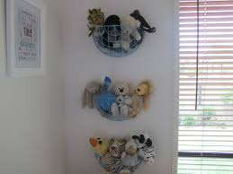 Garden Baskets Wall by How To Design A Play Room