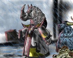 kung fu panda 2 rinho ox croc xzenfoxx deviantart