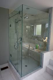 Corner Shower Glass Doors Best 25 Corner Shower Doors Ideas On Pinterest Showers In Glass
