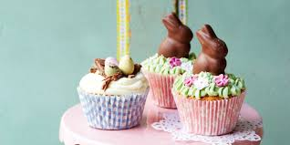 Easter Cupcake Icing Decorations by Cutest Ever Easter Cupcakes Recipe Topped With Buttercream Icing