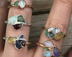 customized mothers rings mothers ring etsy